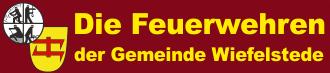 Feuerwehr der Gemeinde Wiefelstede